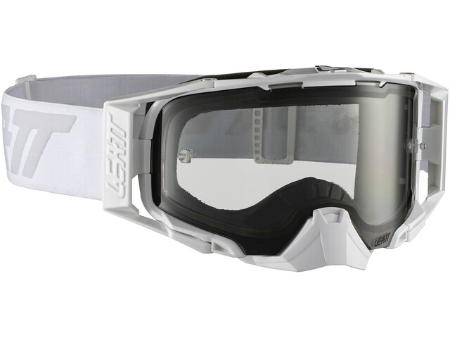 Leatt Velocity 6.5 Anti Fog Goggles white/grey